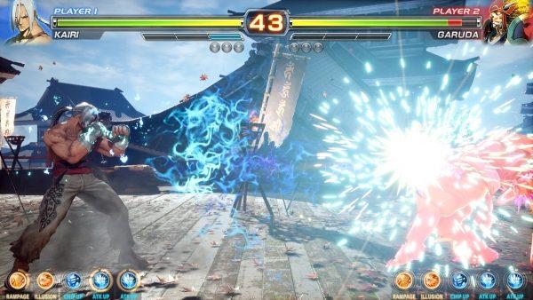 new ex fighting game2