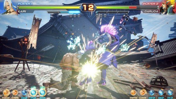 new ex fighting game3