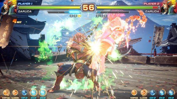 new ex fighting game4