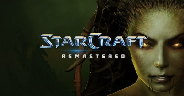 starcraft remasteredd