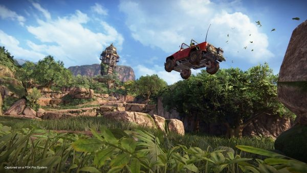 uncharted the lost legacy new