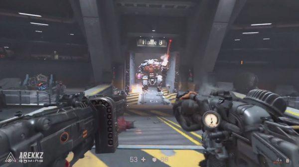 Lewat Youtuber ternama - Arekzz, Wolfenstein 2 memperlihatkan gameplay baru berdurasi 45 menit.