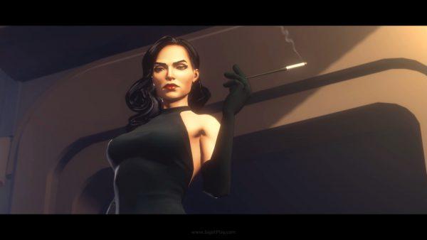 Berbasiskan semesta Saints Row, dunia Agents of Mayhem merupakan konsekuensi dari salah satu ending Saints Row: Gat out of Hell.