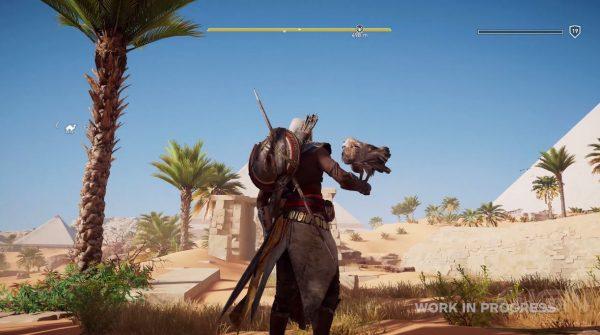 Skema misi sampingan yang lebih panjang dan padat cerita menjadi highlight video gameplay terbaru AC: Origins.