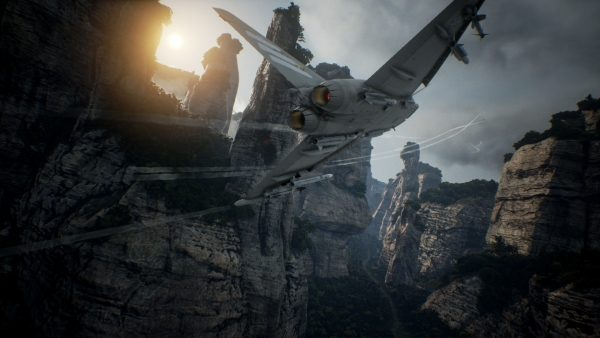 Trailer terbaru Ace Combat 7 memperlihatkan latar belakang cerita soal konflik yang terjadi.