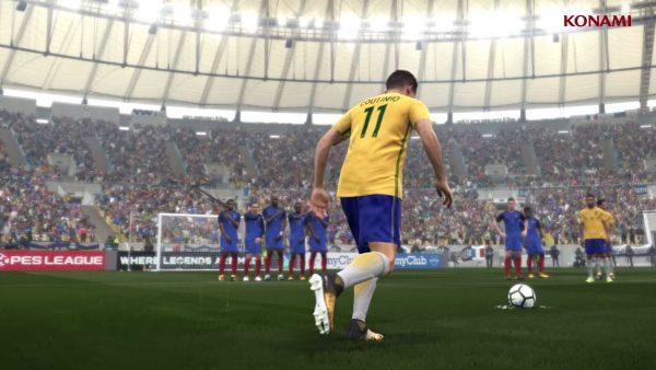 Konami memastikan bahwa demo PES 2018 untuk tahun ini juga akan tersedia untuk PC.