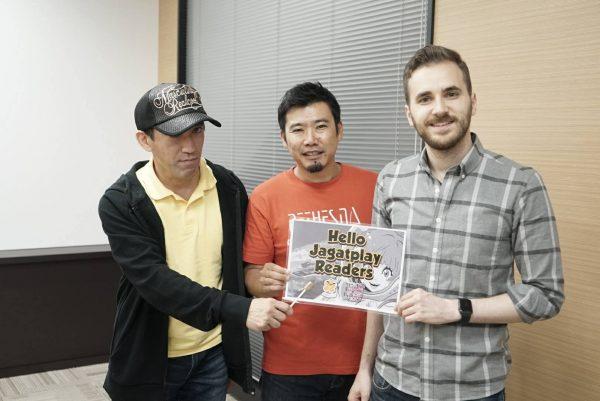 Kami berbicara dengan Shinji Mikami (Producer)