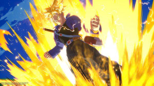 Dragon Ball FighterZ Closed Beta 50
