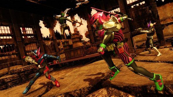 Untuk pasar Asia Tenggara, Kamen Rider: Climax Fighters akan dapatkan subtitle bahasa Inggris.