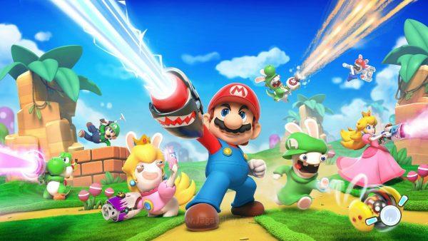 Mario Rabbids Kingdom Battle jagatplay part 1 (1)
