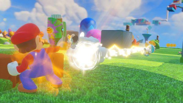 Mario Rabbids Kingdom Battle jagatplay part 1 (172)