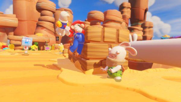 Mario Rabbids Kingdom Battle jagatplay part 1 (250)