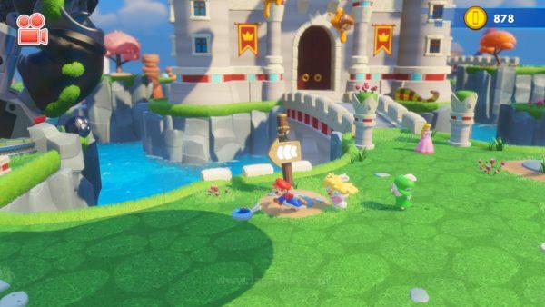 Mario Rabbids Kingdom Battle jagatplay part 1 (36)