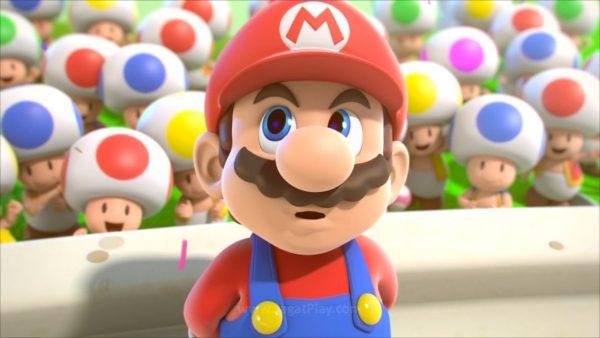 Mario Rabbids Kingdom Battle jagatplay part 1 (8)