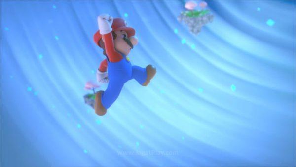 Sementara di dunia Mario sendiri, para karakter ikonik yang adapun terserap menuju ke tanah antah berantah.