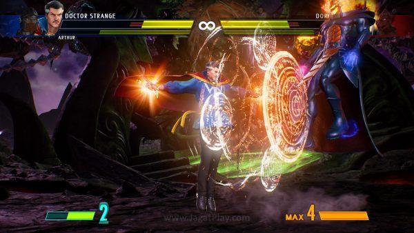 Marvel vs Capcom Infinite jagatplay part 1 (116)