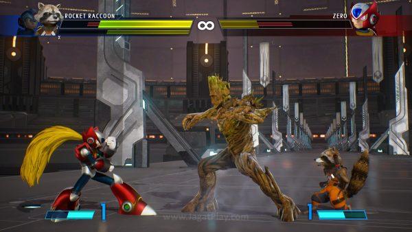 Marvel vs Capcom Infinite jagatplay part 1 (131)