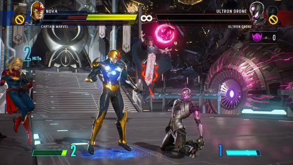 Marvel vs Capcom Infinite jagatplay part 1 (134)