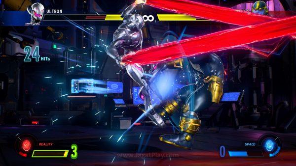 Marvel vs Capcom Infinite jagatplay part 1 (163)