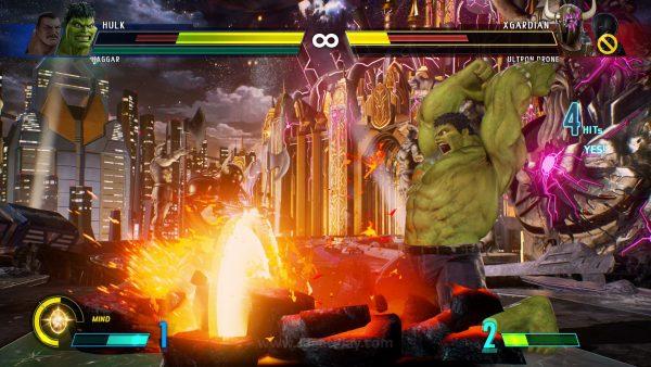 Marvel vs Capcom Infinite jagatplay part 1 (167)