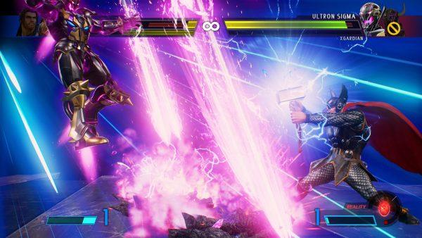 Marvel vs Capcom Infinite jagatplay part 1 (34)