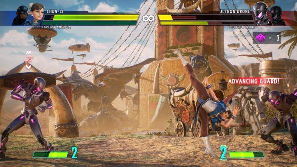 Marvel vs Capcom Infinite jagatplay part 1 (65)