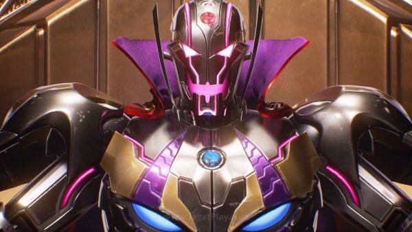 Ultron Sigma - kombinasi antara Ultron (Marvel) dan Sigma (Megaman) menjadi musuh utama di sini.