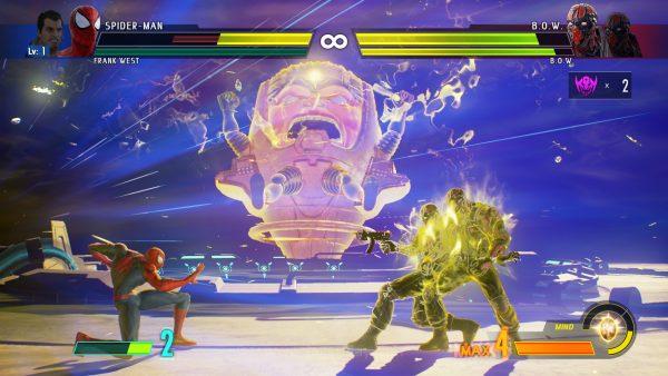 Marvel vs Capcom Infinite jagatplay part 1 (91)