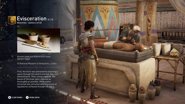 Hadir sebagai update cuma-cuma awal tahun depan, Discovery Mode akan memungkinkan Anda menikmati setting Mesir Kuno AC Origins dengan atmosfer yang damai.