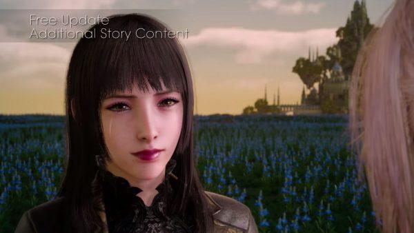 Final Fantasy XV memastikan tambahan konten cerita sebagai DLC gratis di masa depan.