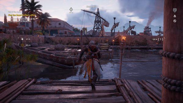 Assassins Creed Origins jagatplay part 1 108