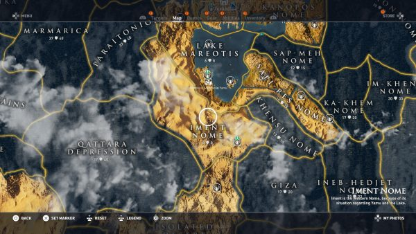 Assassins Creed Origins jagatplay part 1 133