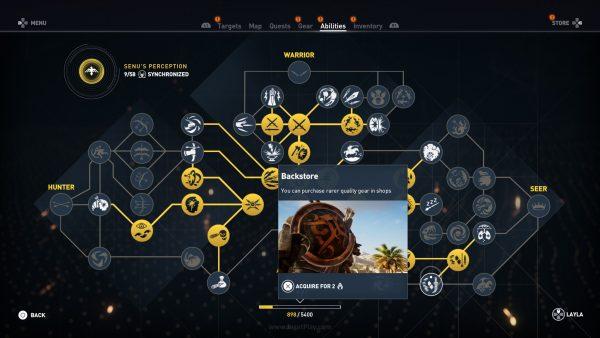 Assassins Creed Origins jagatplay part 1 146