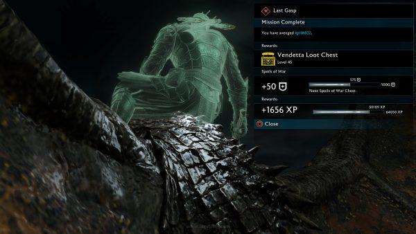 Lewat mode online yang ada, Anda bisa memperkuat Talion lewat sedikit proses grinding.