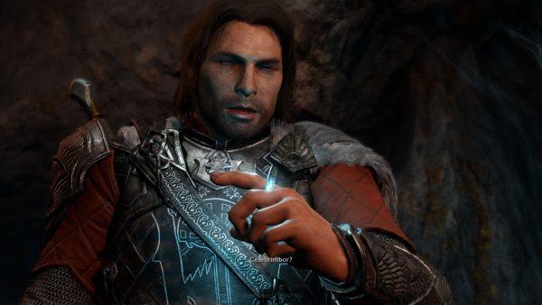 Untuk mengimbangi Sauron, Talion dan Celebrimbor menempa Ring of Power yang baru.