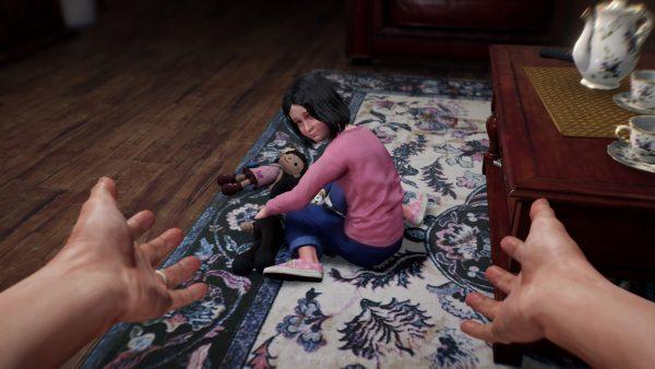 Kidman memberitakan pada Sebastian bahwa anak perempuannya yang selama ini ia kira sudah tewas, ternyata masih hidup di dalam STEM Engine milik Morbius.