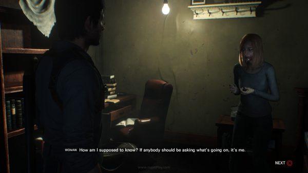 Tidak sekedar misi sampingan yang bisa diselesaikan untuk ekstra reward, ada event tak terprediksi pula yang meminta Anda untuk membantu survivor yang ada.
