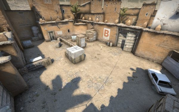 dust 2 new