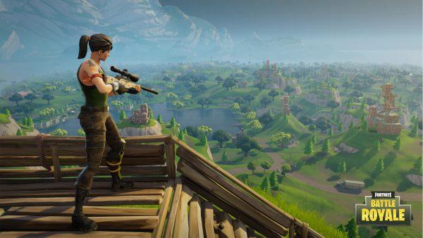 Epic Games mengaku telah mematikan ribuan akun cheater untuk Fortnite: Battle Royale.