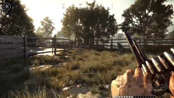 Crytek mendemonstrasikan gameplay 12 menit terbaru untuk Hunt: Showdown.