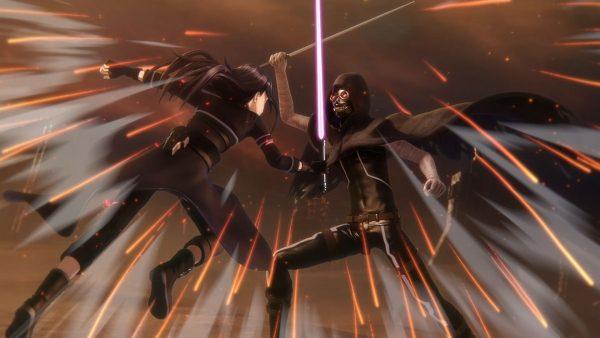 Sword Art Online: Fatal Bullet akan dirilis tanggal 23 Februari 2018 mendatang.