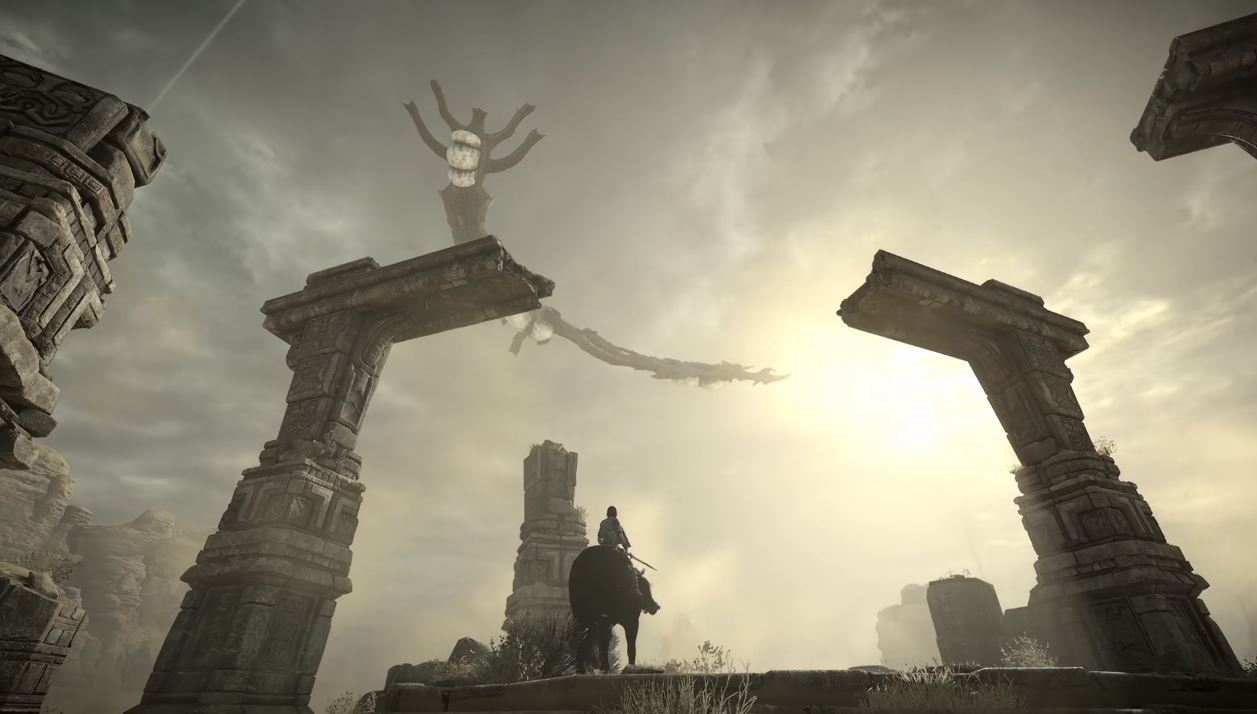 shadow of colossus remake