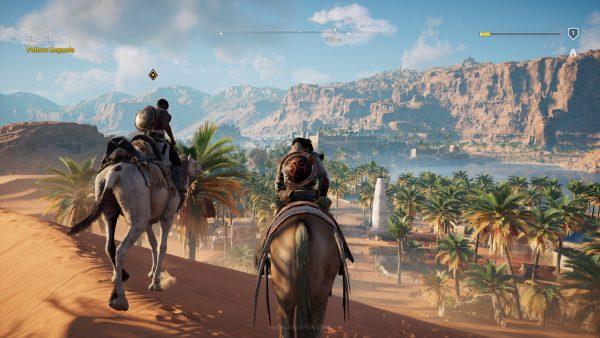 Assassins Creed Origins jagatplay part 1 10
