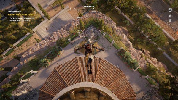 Assassins Creed Origins jagatplay part 1 110