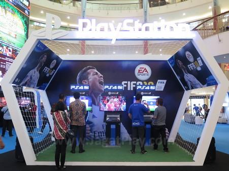 Playstation Play Everything Jakarta 41