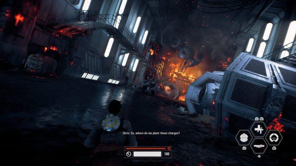 Star Wars Battlefront II jagatplay part 1 103