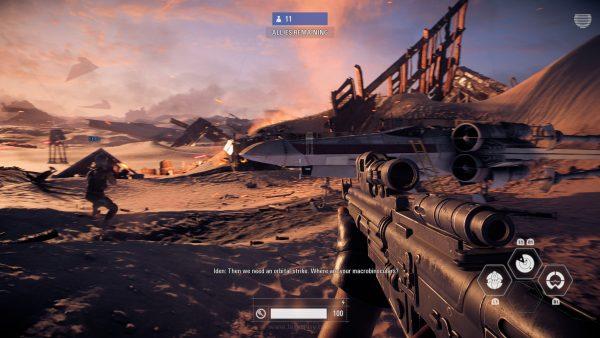 Star Wars Battlefront II jagatplay part 1 108