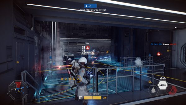 Star Wars Battlefront II jagatplay part 1 145