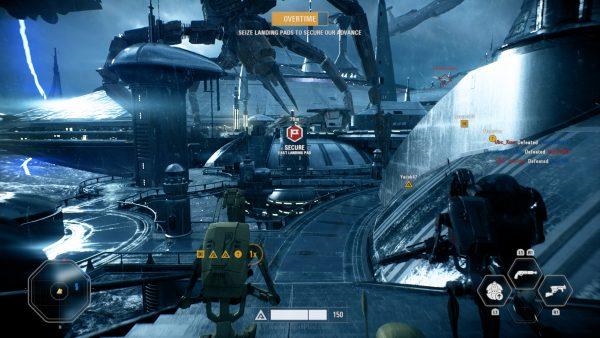 Star Wars Battlefront II jagatplay part 1 155