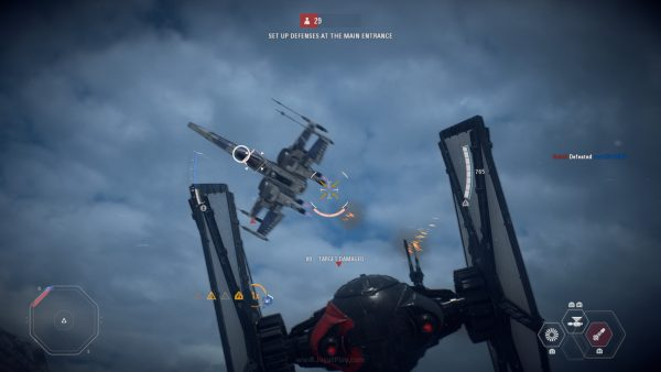 Star Wars Battlefront II jagatplay part 1 157
